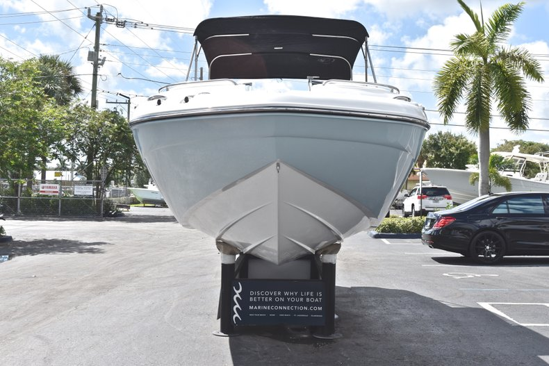 Thumbnail 2 for New 2019 Hurricane SunDeck SD 2400 OB boat for sale in Fort Lauderdale, FL