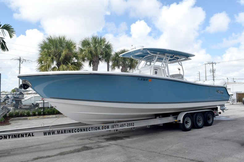 Thumbnail 2 for Used 2017 Mako 334 Center Console boat for sale in Fort Lauderdale, FL