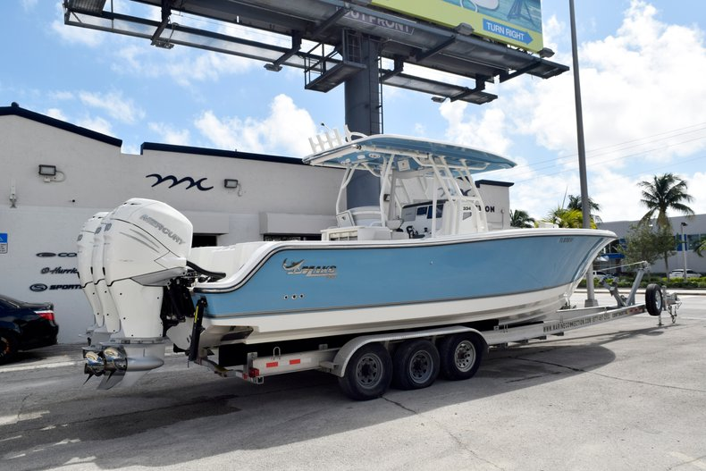 Thumbnail 7 for Used 2017 Mako 334 Center Console boat for sale in Fort Lauderdale, FL