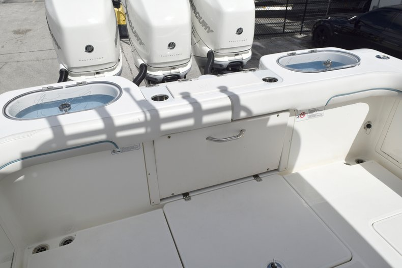 Thumbnail 14 for Used 2017 Mako 334 Center Console boat for sale in Fort Lauderdale, FL