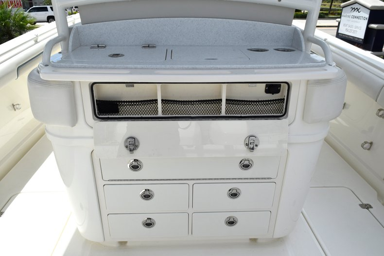 Thumbnail 41 for Used 2017 Mako 334 Center Console boat for sale in Fort Lauderdale, FL