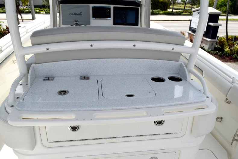 Thumbnail 44 for Used 2017 Mako 334 Center Console boat for sale in Fort Lauderdale, FL