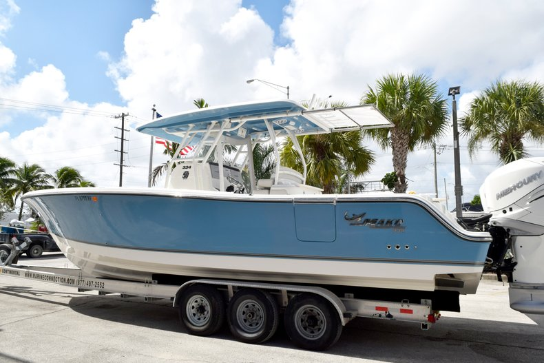 Thumbnail 11 for Used 2017 Mako 334 Center Console boat for sale in Fort Lauderdale, FL