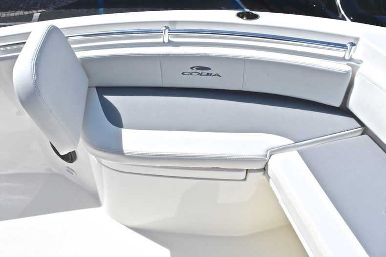 Thumbnail 40 for New 2019 Cobia 220 Center Console boat for sale in Fort Lauderdale, FL