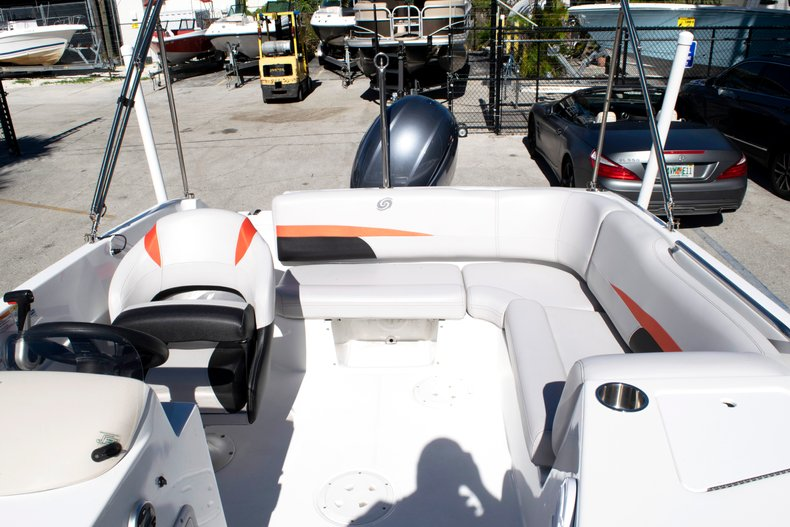 Image 15 for 2017 Hurricane SunDeck Sport SS 188 OB in Fort Lauderdale, FL