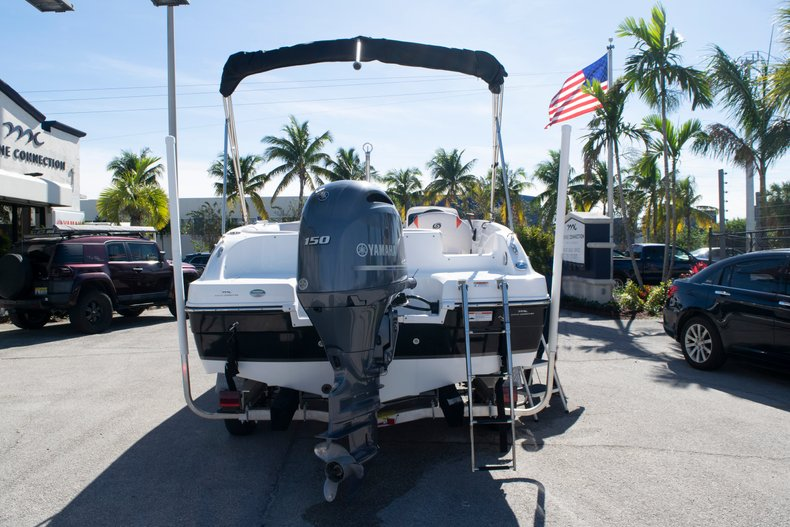 Image 4 for 2017 Hurricane SunDeck Sport SS 188 OB in Fort Lauderdale, FL