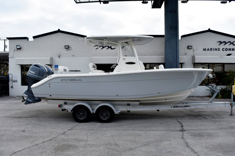 Image 4 for 2019 Cobia 240 CC Center Console in West Palm Beach, FL