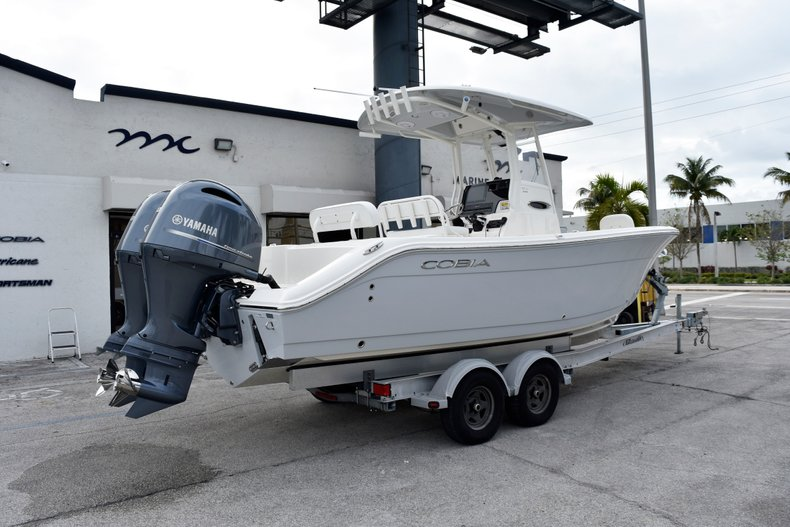 Image 5 for 2019 Cobia 240 CC Center Console in West Palm Beach, FL