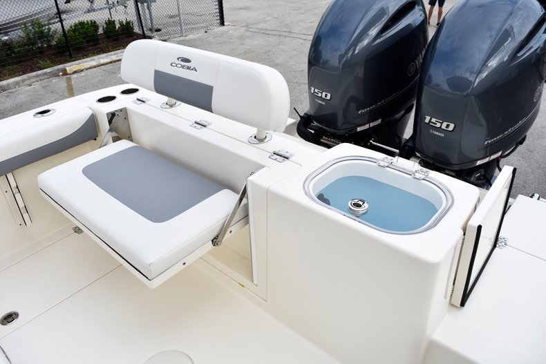 Image 13 for 2019 Cobia 240 CC Center Console in West Palm Beach, FL