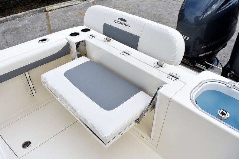 Image 15 for 2019 Cobia 240 CC Center Console in West Palm Beach, FL