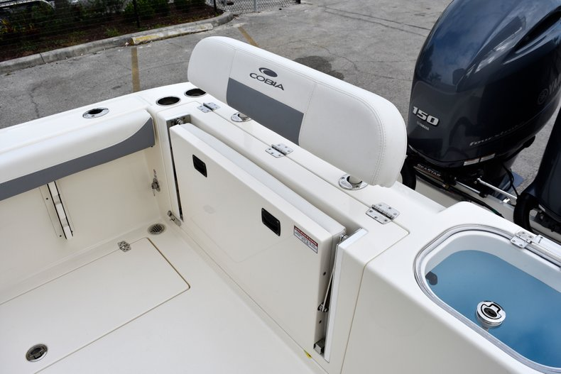 Image 16 for 2019 Cobia 240 CC Center Console in West Palm Beach, FL