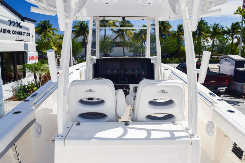Thumbnail 20 for New 2019 Cobia 320 Center Console boat for sale in West Palm Beach, FL