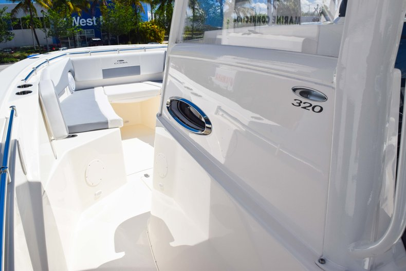 Thumbnail 56 for New 2019 Cobia 320 Center Console boat for sale in West Palm Beach, FL