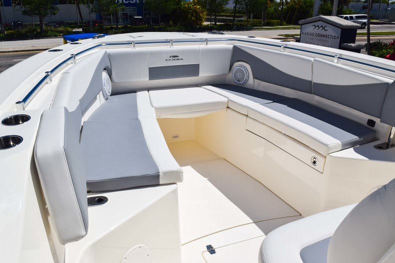 Thumbnail 57 for New 2019 Cobia 320 Center Console boat for sale in West Palm Beach, FL
