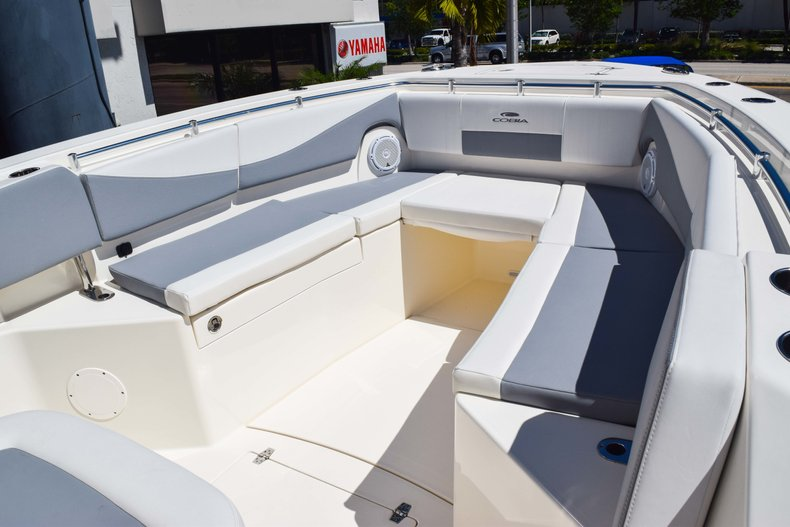 Thumbnail 58 for New 2019 Cobia 320 Center Console boat for sale in West Palm Beach, FL