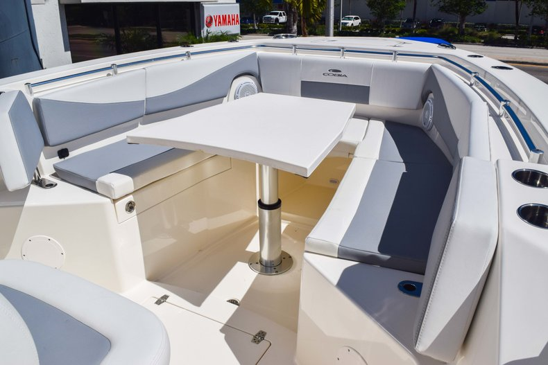 Thumbnail 59 for New 2019 Cobia 320 Center Console boat for sale in West Palm Beach, FL
