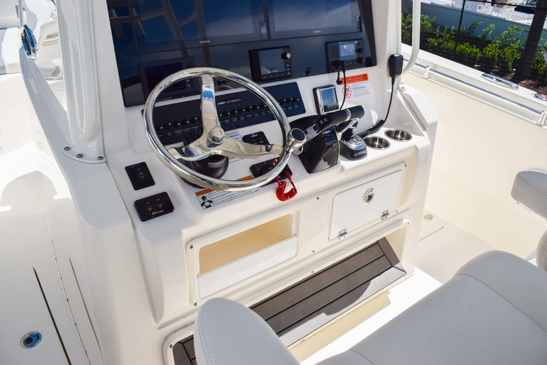 Thumbnail 38 for New 2019 Cobia 320 Center Console boat for sale in West Palm Beach, FL