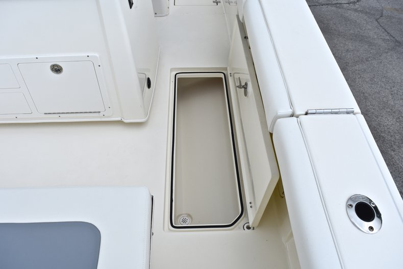 Thumbnail 25 for New 2019 Cobia 301 CC Center Console boat for sale in Vero Beach, FL