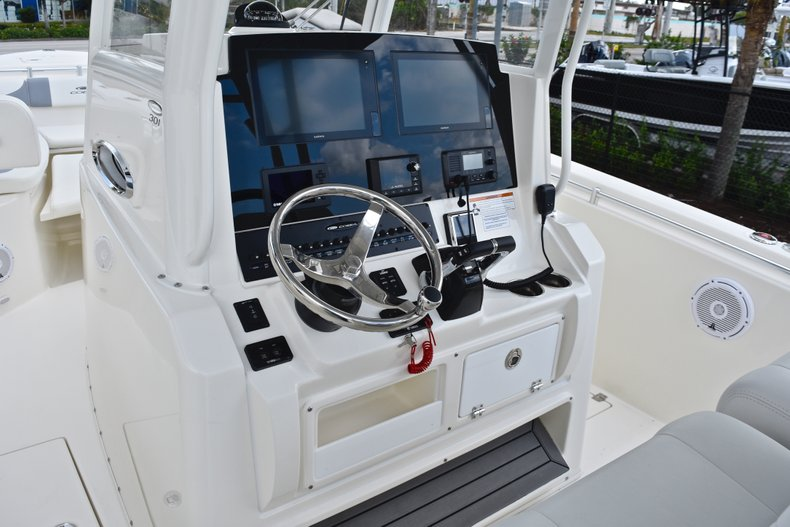 Thumbnail 35 for New 2019 Cobia 301 CC Center Console boat for sale in Vero Beach, FL