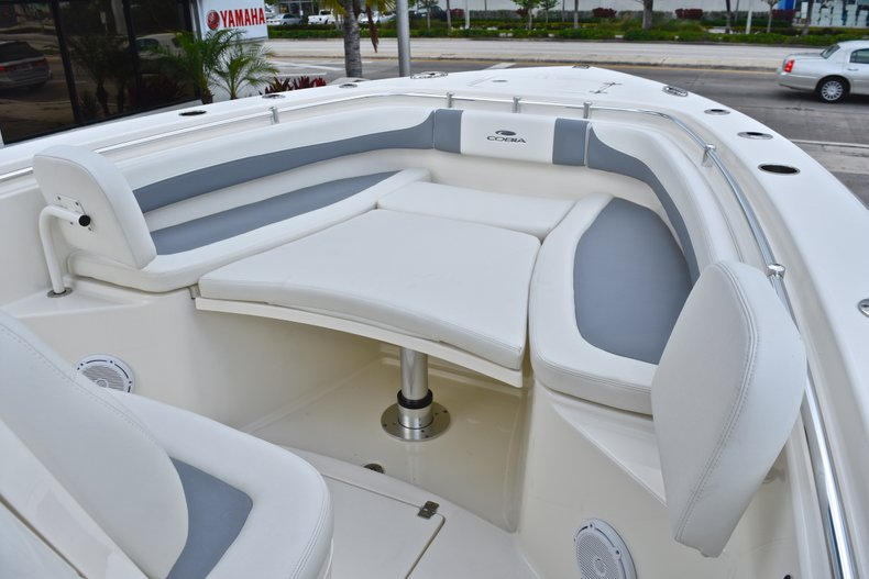 Thumbnail 63 for New 2019 Cobia 301 CC Center Console boat for sale in Vero Beach, FL