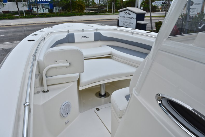Thumbnail 61 for New 2019 Cobia 301 CC Center Console boat for sale in Vero Beach, FL