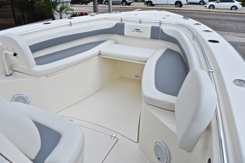 Thumbnail 64 for New 2019 Cobia 301 CC Center Console boat for sale in Vero Beach, FL