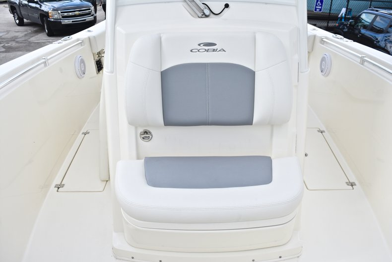 Thumbnail 67 for New 2019 Cobia 301 CC Center Console boat for sale in Vero Beach, FL