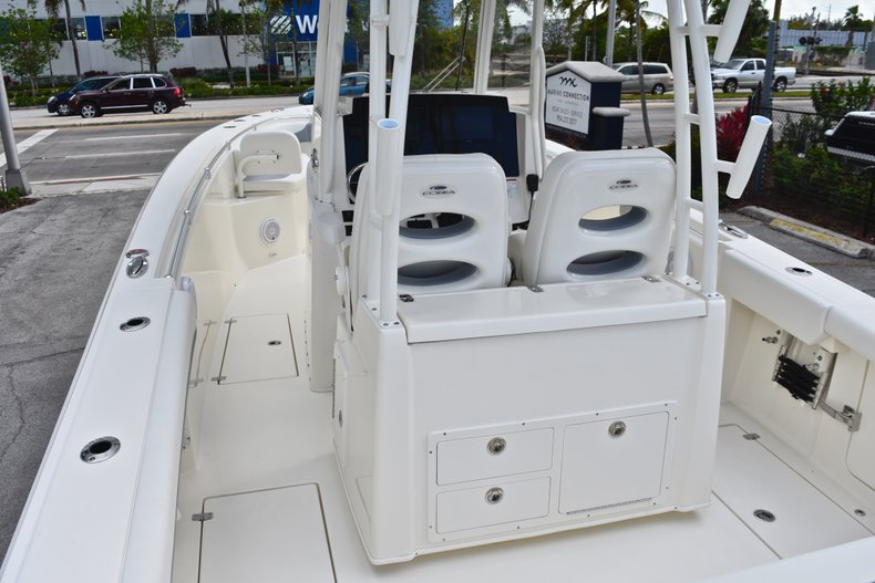 Thumbnail 13 for New 2019 Cobia 301 CC Center Console boat for sale in Vero Beach, FL