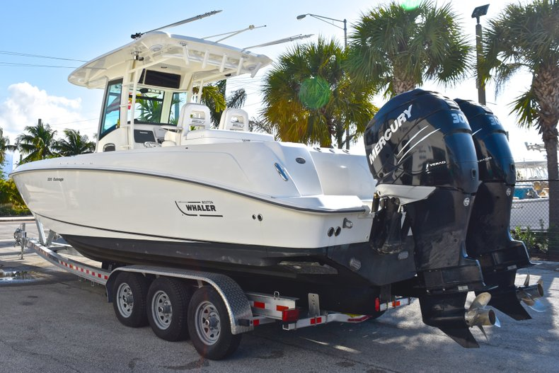 Thumbnail 5 for Used 2013 Boston Whaler 320 Outrage boat for sale in Fort Lauderdale, FL