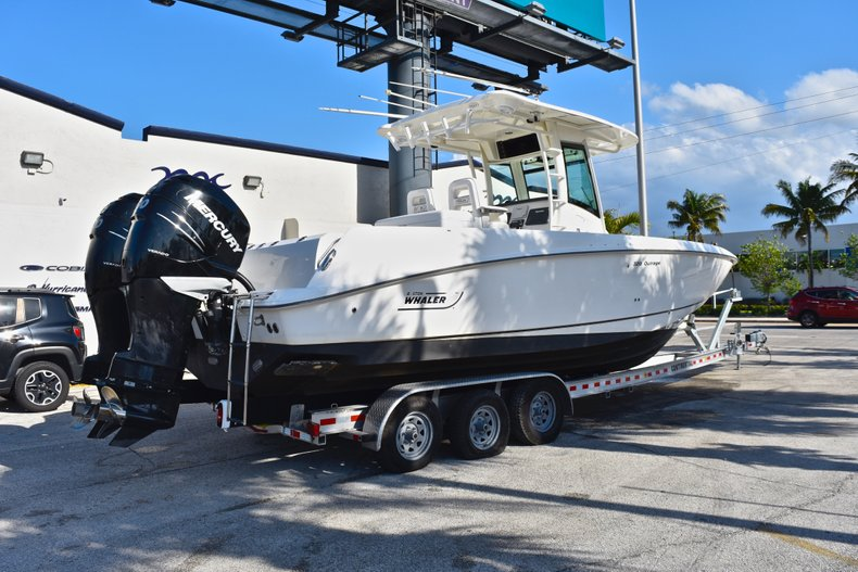 Thumbnail 7 for Used 2013 Boston Whaler 320 Outrage boat for sale in Fort Lauderdale, FL