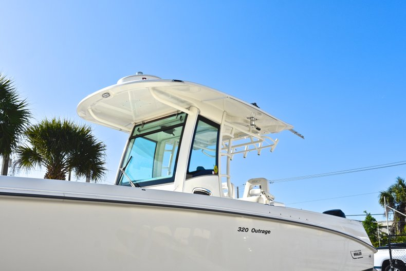 Thumbnail 8 for Used 2013 Boston Whaler 320 Outrage boat for sale in Fort Lauderdale, FL