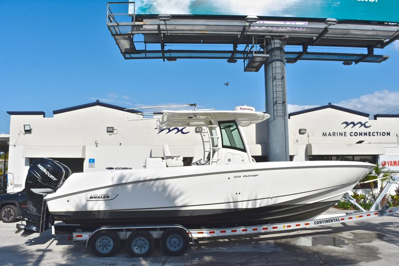 Photo for 2013 Boston Whaler 320 Outrage