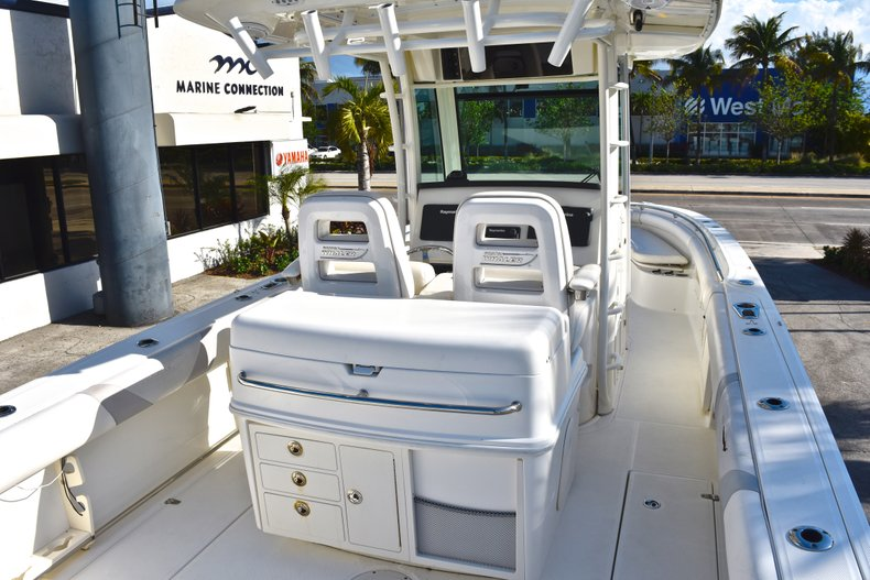 Thumbnail 14 for Used 2013 Boston Whaler 320 Outrage boat for sale in Fort Lauderdale, FL