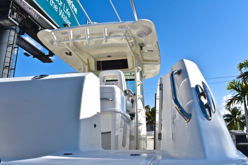 Thumbnail 13 for Used 2013 Boston Whaler 320 Outrage boat for sale in Fort Lauderdale, FL