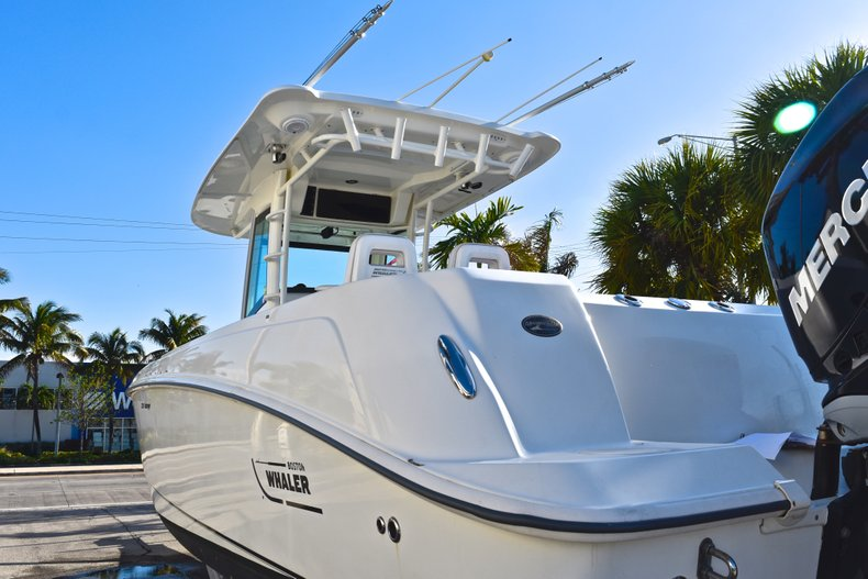 Thumbnail 11 for Used 2013 Boston Whaler 320 Outrage boat for sale in Fort Lauderdale, FL