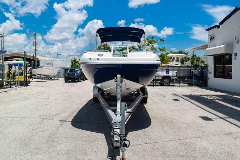 Thumbnail 2 for New 2019 Hurricane SunDeck SD 2486 OB boat for sale in Fort Lauderdale, FL
