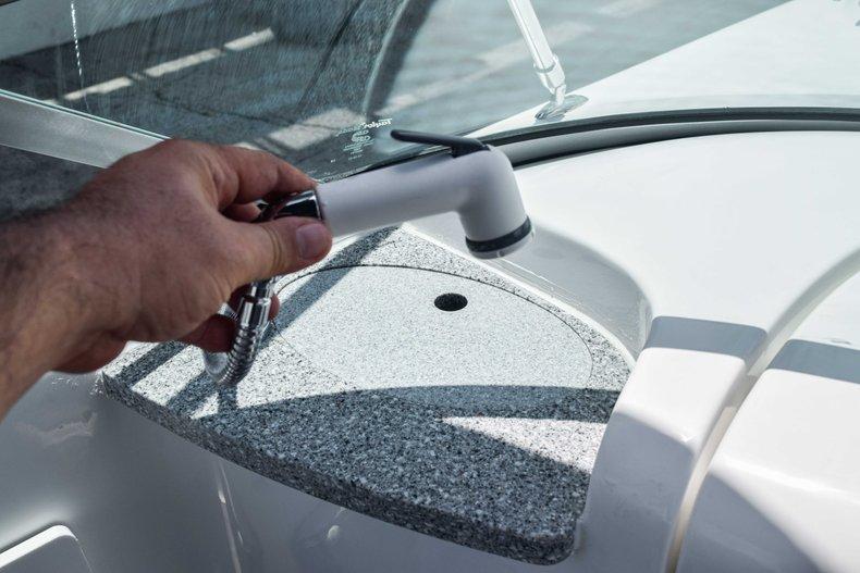 Thumbnail 47 for New 2019 Hurricane SunDeck SD 2486 OB boat for sale in Fort Lauderdale, FL