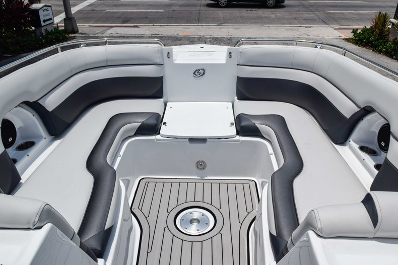 Thumbnail 60 for New 2019 Hurricane SunDeck SD 2486 OB boat for sale in Fort Lauderdale, FL