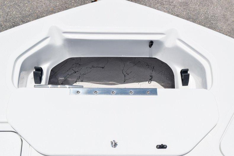 Thumbnail 68 for New 2019 Hurricane SunDeck SD 2486 OB boat for sale in Fort Lauderdale, FL