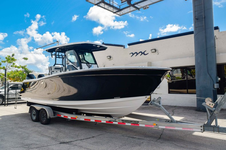 Thumbnail 1 for New 2019 Blackfin 272CC Center Console boat for sale in Fort Lauderdale, FL