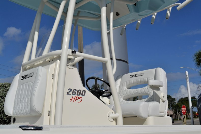 Thumbnail 3 for New 2020 Pathfinder 2600 HPS Bay Boat boat for sale in Fort Lauderdale, FL