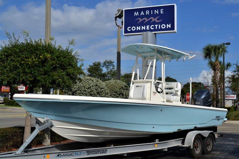 Thumbnail 1 for New 2020 Pathfinder 2600 HPS Bay Boat boat for sale in Fort Lauderdale, FL
