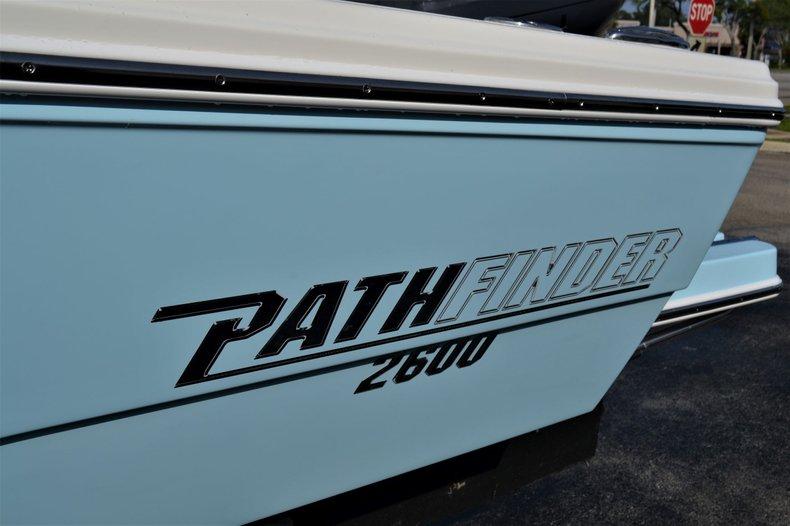 Thumbnail 5 for New 2020 Pathfinder 2600 HPS Bay Boat boat for sale in Fort Lauderdale, FL