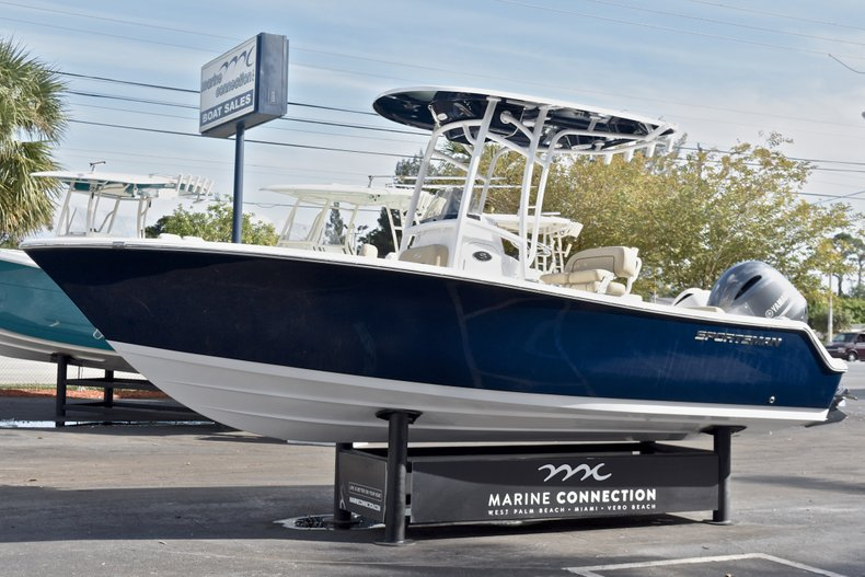 Thumbnail 3 for New 2018 Sportsman Open 212 Center Console boat for sale in Islamorada, FL