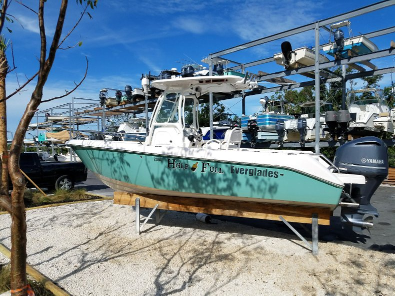 Thumbnail 2 for Used 2015 Everglades 230 CC Center Console boat for sale in Islamorada, FL
