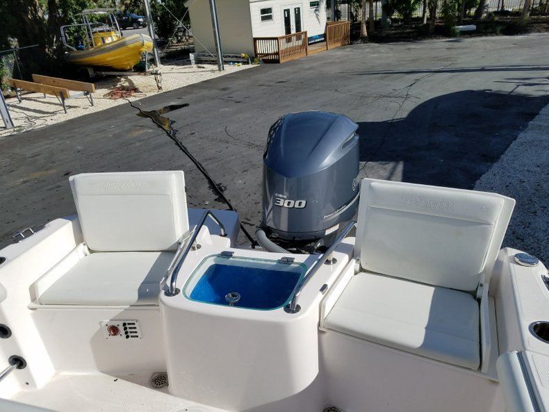 Thumbnail 5 for Used 2015 Everglades 230 CC Center Console boat for sale in Islamorada, FL
