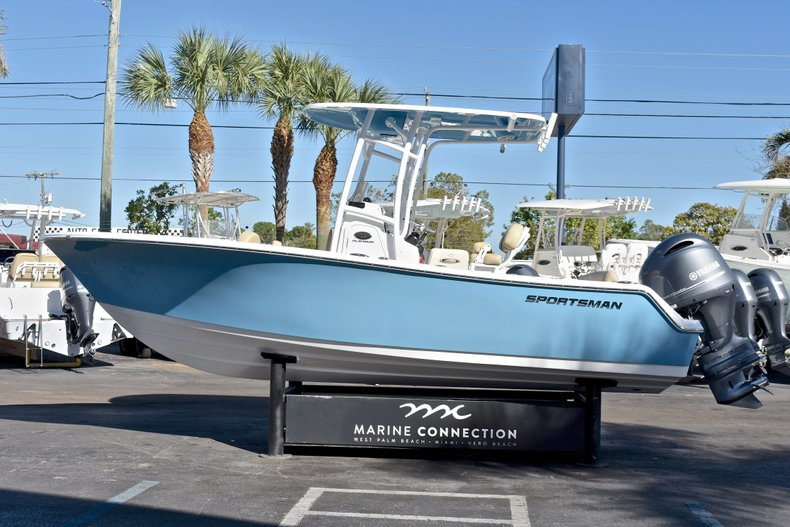 Image 4 for 2018 Sportsman Heritage 211 Center Console in West Palm Beach, FL