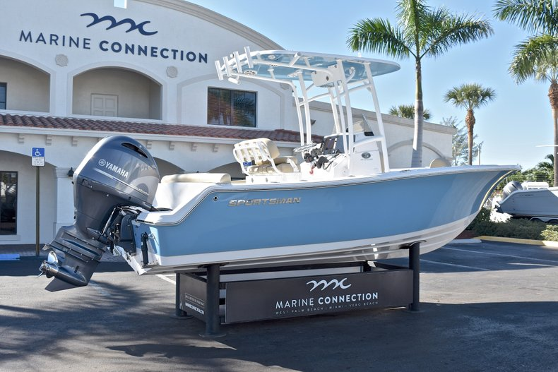 Image 7 for 2018 Sportsman Heritage 211 Center Console in West Palm Beach, FL