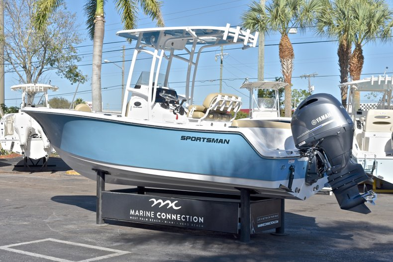 Image 5 for 2018 Sportsman Heritage 211 Center Console in West Palm Beach, FL