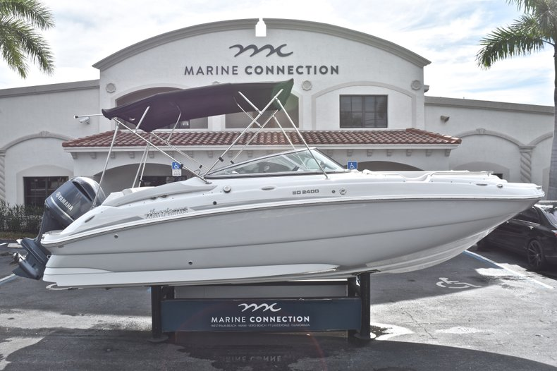 Photo for 2018 Hurricane SunDeck SD 2400 OB